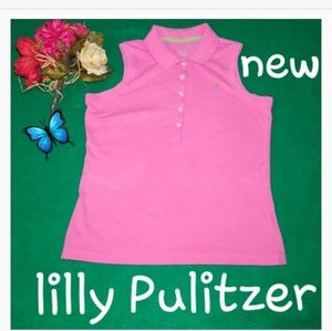 Lilly Pulitzer Polo Shirt